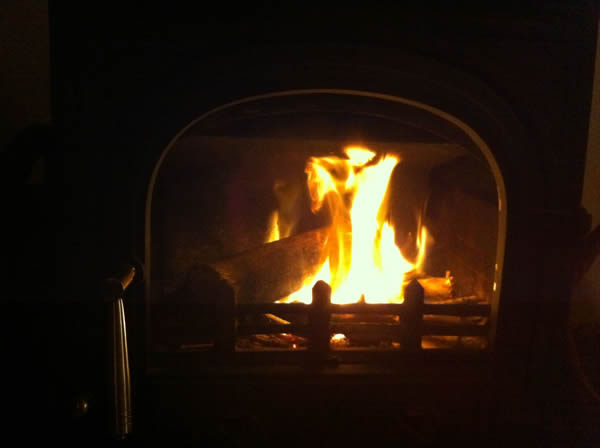 warming fire in portugal